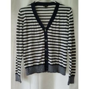 Ann Taylor women's size large cardigan sweater